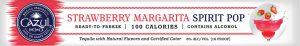 Cazul 100 Strawberrry Margarita Spirit Pop