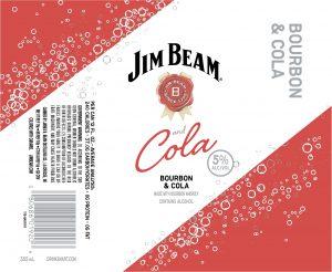 Jim Beam and Cola